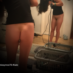 missymoo78: Love it when she gets ready bottomless