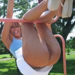 Susan pantieless on slide