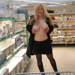 Big breasts Swedish wife