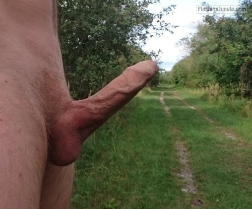 Dick Flash Pics