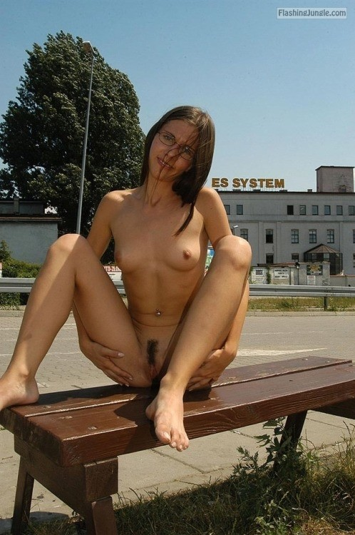 Photo public nudity