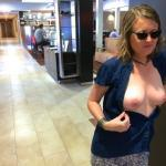 exhibitionist-wife:I confess…I'm a habitual lobby flasher.