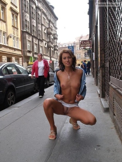 Public Flashing Pics - hot-public-flashing:? Follow me for more public exhibitionists:…