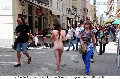 nude girls in public:NIP Activity:  Enni     Series 3 Follow me... public flashing