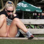 darkflashbdsm: having a hot tea on a winter walk. with sun on…