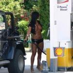 professoroflust: Filler Up! Flashing Friday