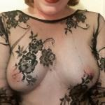 splani: See thru Saturday 😘 Those boobs, and that smile. It can…