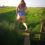 richaz69: Stepping over a stile