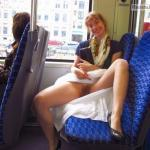 allwomenarebeautifulblog: My vagina on the bus