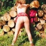 itsrockhard: Woodpile flash