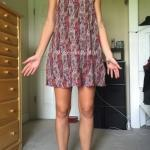 mysexywifemilf: Older pics of my sexy wife modeling a sundress…