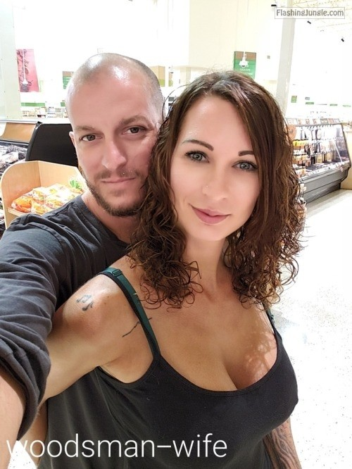 lookatherhere: woodsman wife: Publix, where shopping is a... public sex