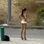 i-m-a-prostitute: It was a slow day for her. That's why she…