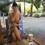Naughty Lada's awesome breasts