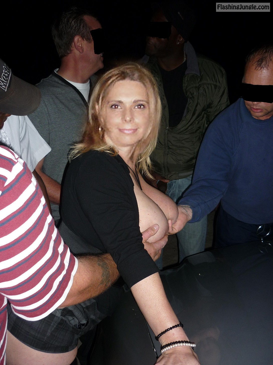 Public Flashing Pics MILF Flashing Pics Hotwife Pics Boobs Flash Pics Bitch Flashing Pics