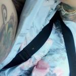 Just a peek under dress inkedbunnies91
