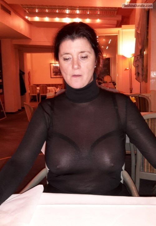 flashingdutch: Brabanste Marion: Uit eten in Den Bosch public flashing