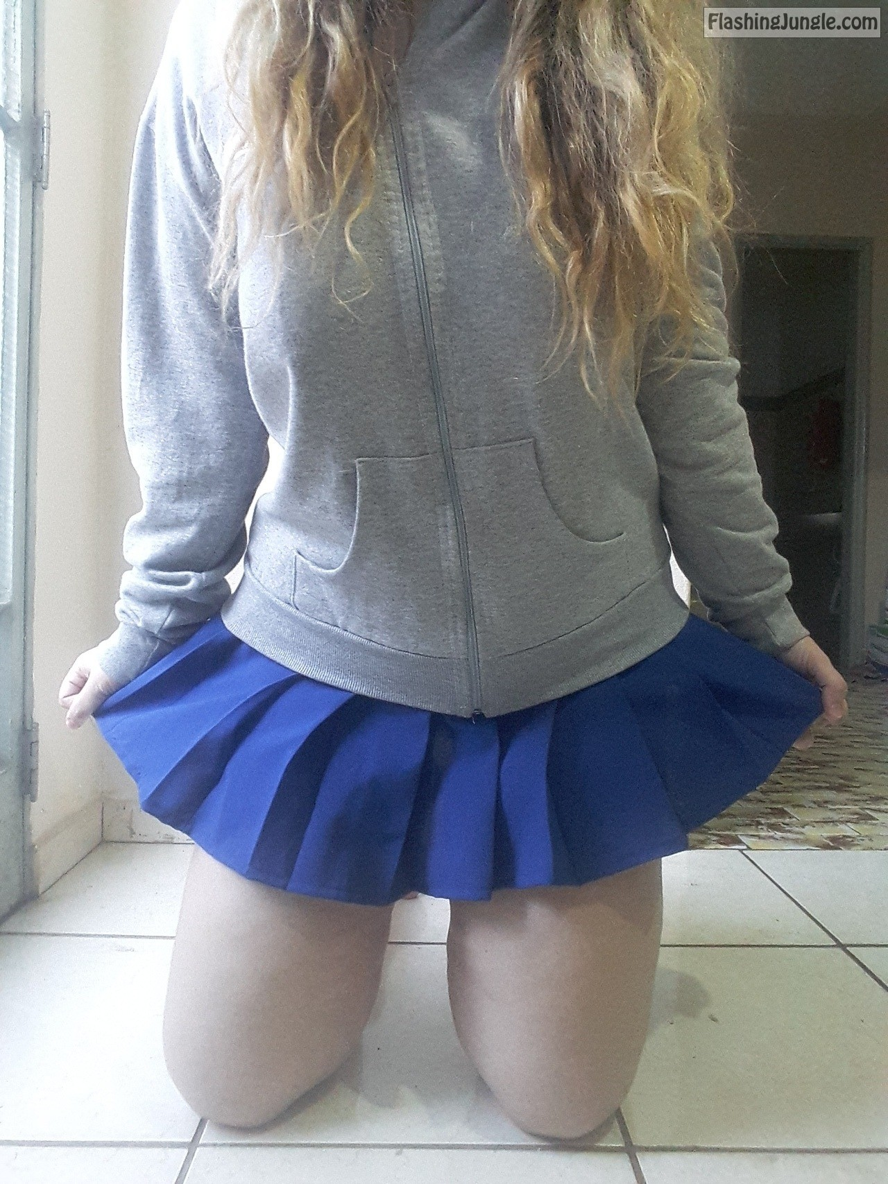 Today's outfit🎈 I really love blue…Thanks for the submission @gliterrbabygirl no panties