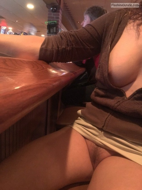 idareyoucontest: Anonymous flashing! public flashing