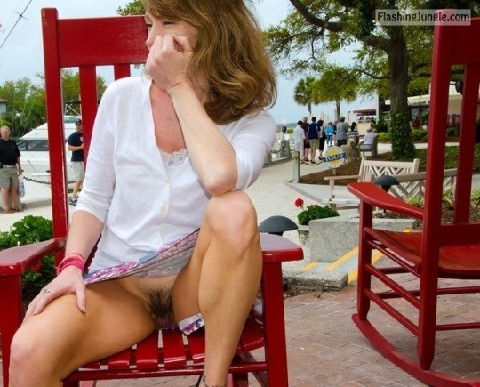 naturalcatalina: public flashing