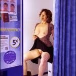 questionsandacts: Take naked pictures in a photo booth.