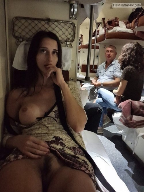 mature tourist flashing cunt at square public flashing
