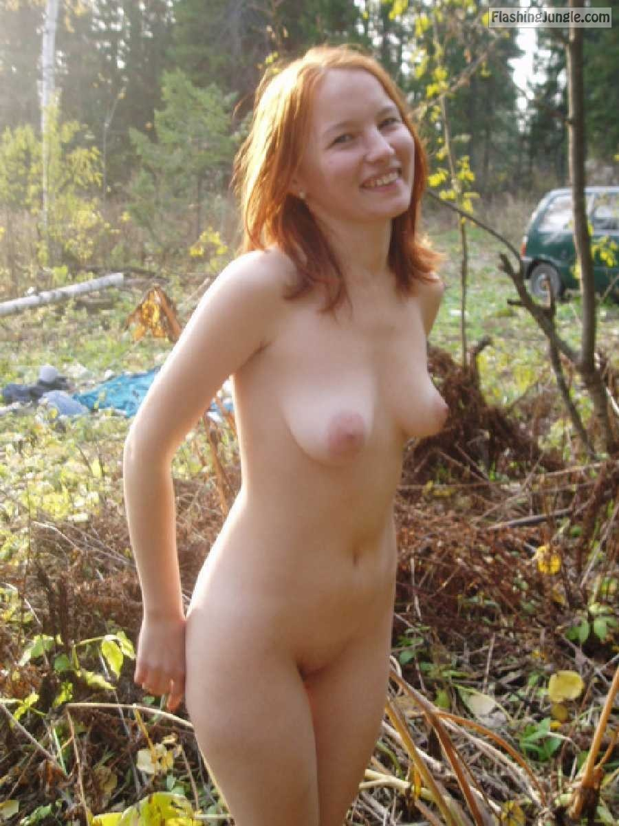 Naked Teen Spread Legs No Panties Pics, Public Nudity Pics -7385