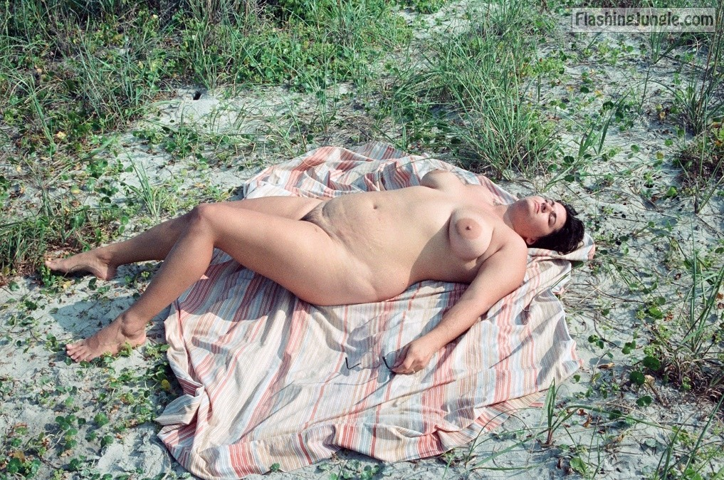 Dark haired slut wife big nipples and tits real nudity public nudity nude beach milf pics howife