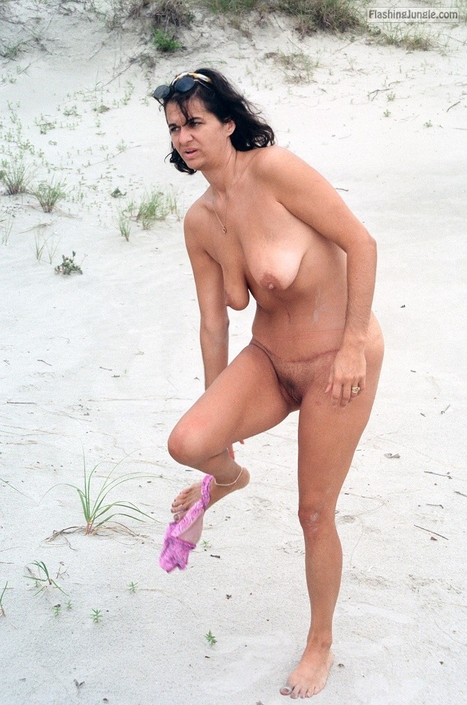 Saggy tits fuckable slut wife fully naked real nudity public nudity nude beach milf pics howife