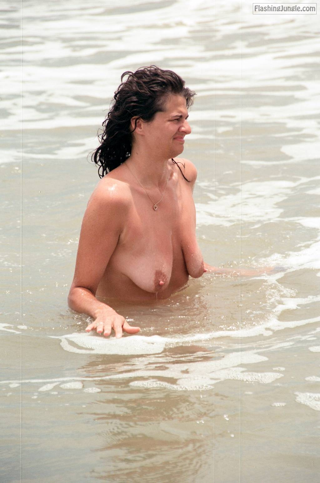 More Outdoor Exposure Beach & Fishing for Slut Wife Terry Webb sex stories real nudity public nudity milf pics howife bitch
