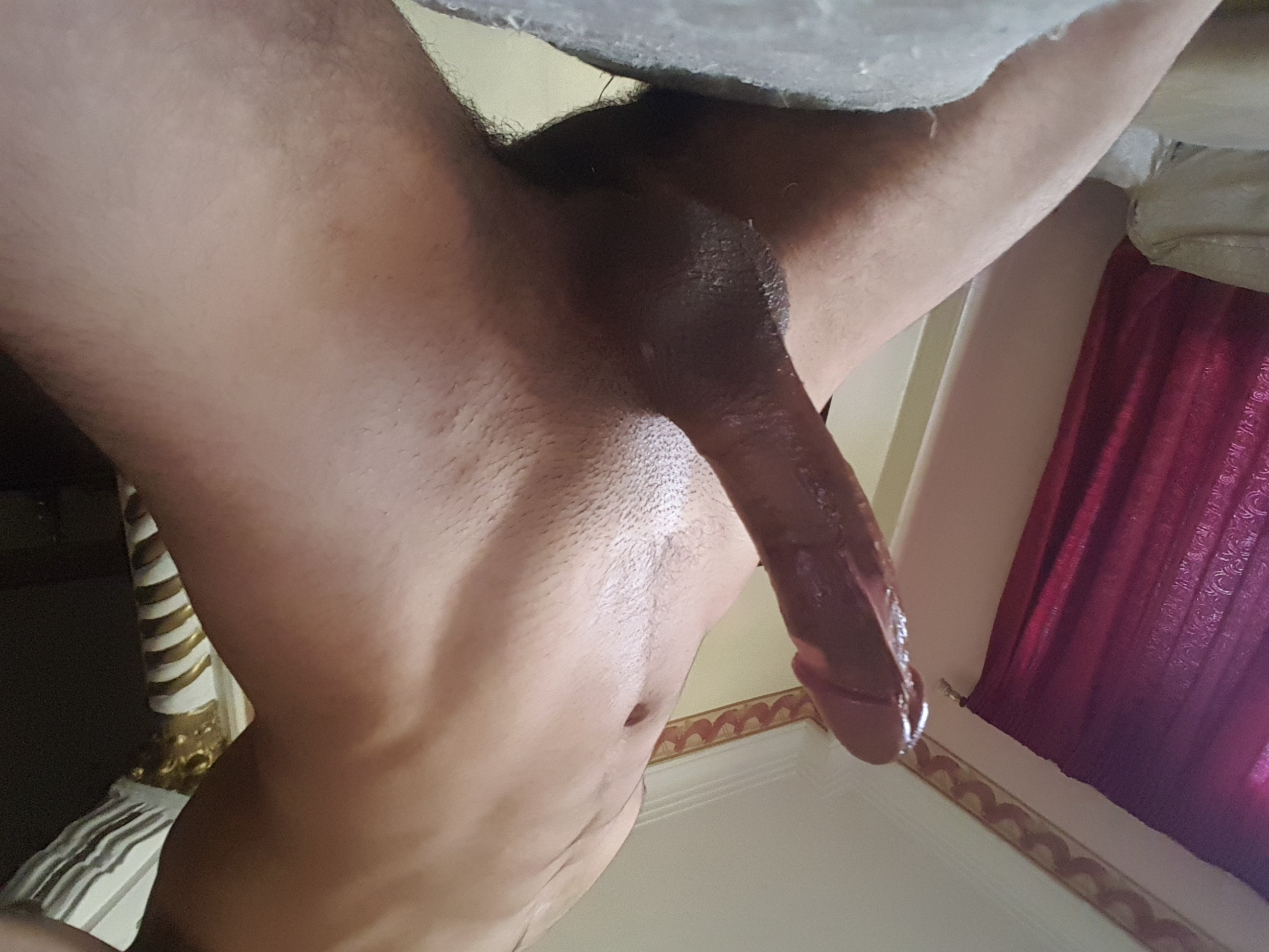 Wanna try it? real nudity dick flash