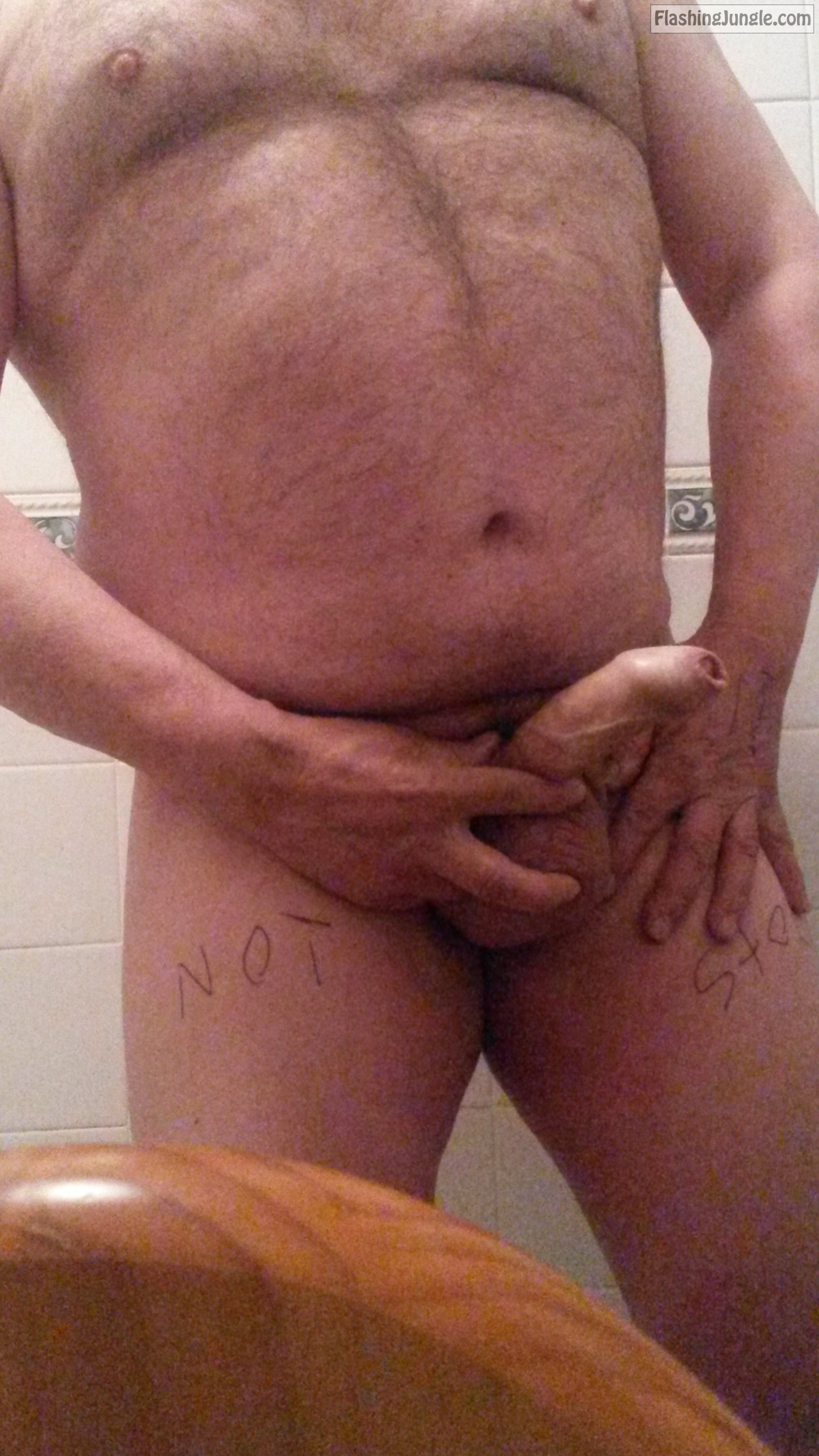 Real Amateurs Dick Flash Pics