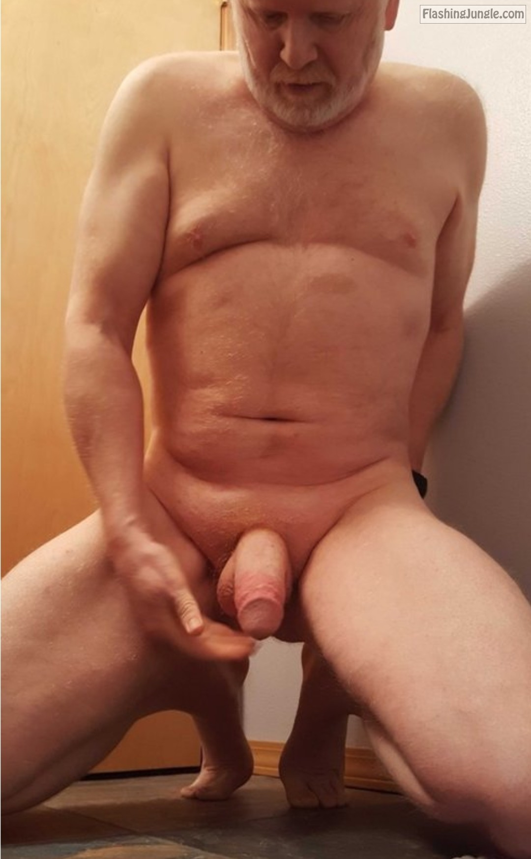 Old Man Thick Dick itwasfungay real nudity dick flash