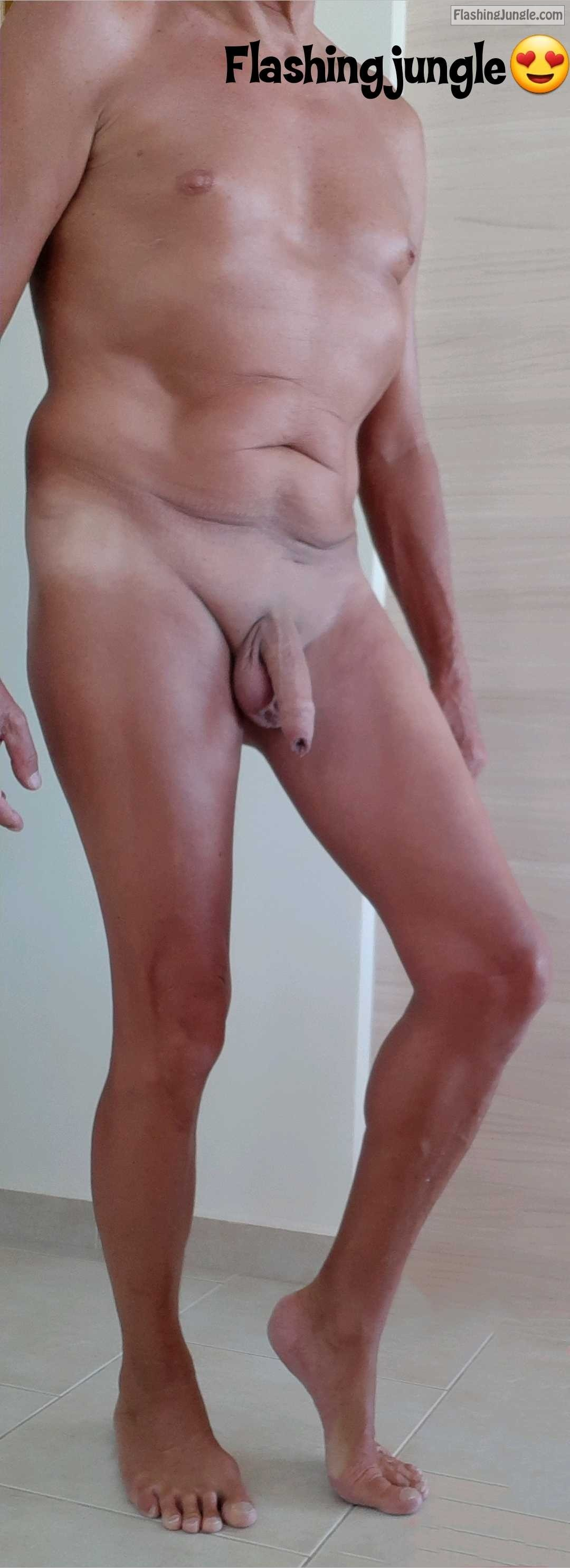 Happy flashing real nudity dick flash