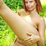 I'm INGRID, NUDE at the beach again, ENJOY Flashing Jungle, pretty pleasre!!!
