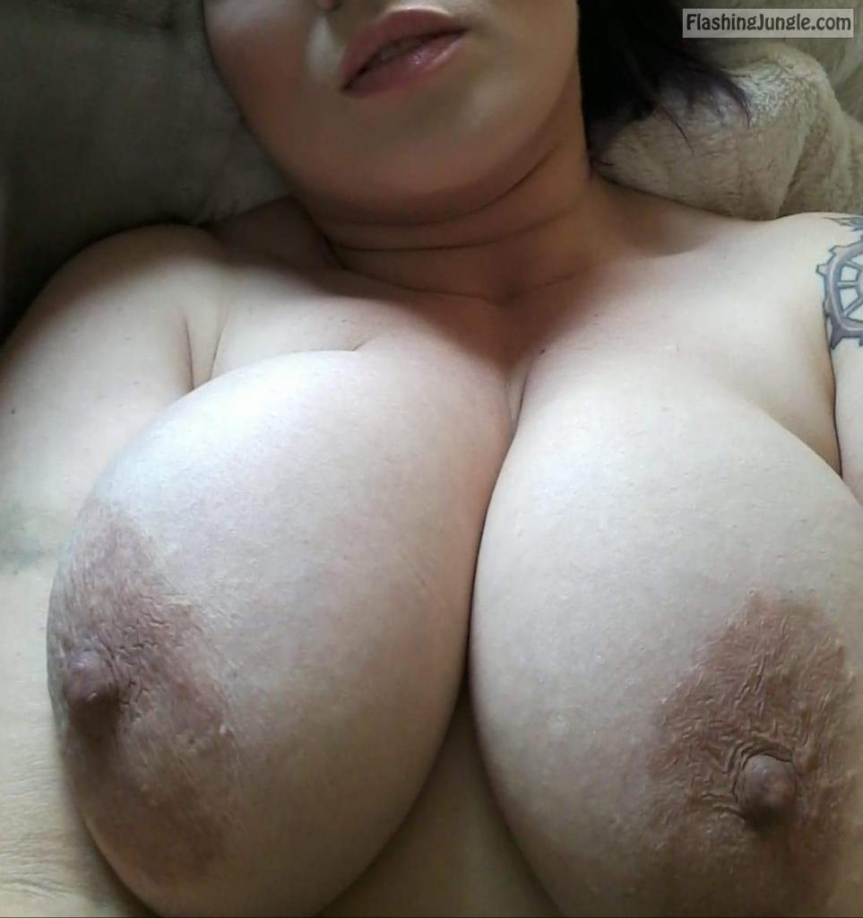 What do you want to do to my wifes tits? bitch