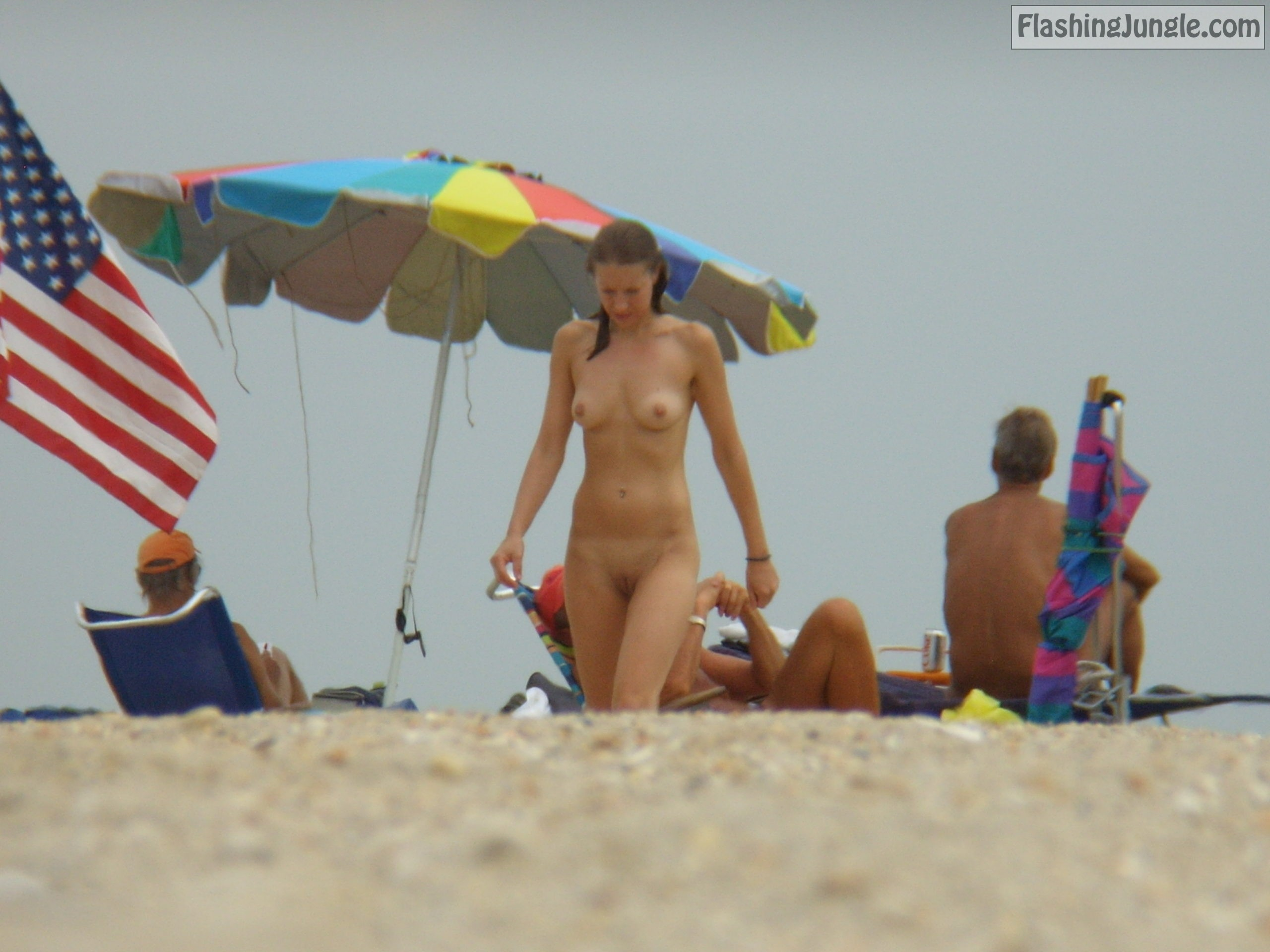 Slim beach bitch (4) voyeur real nudity nude beach