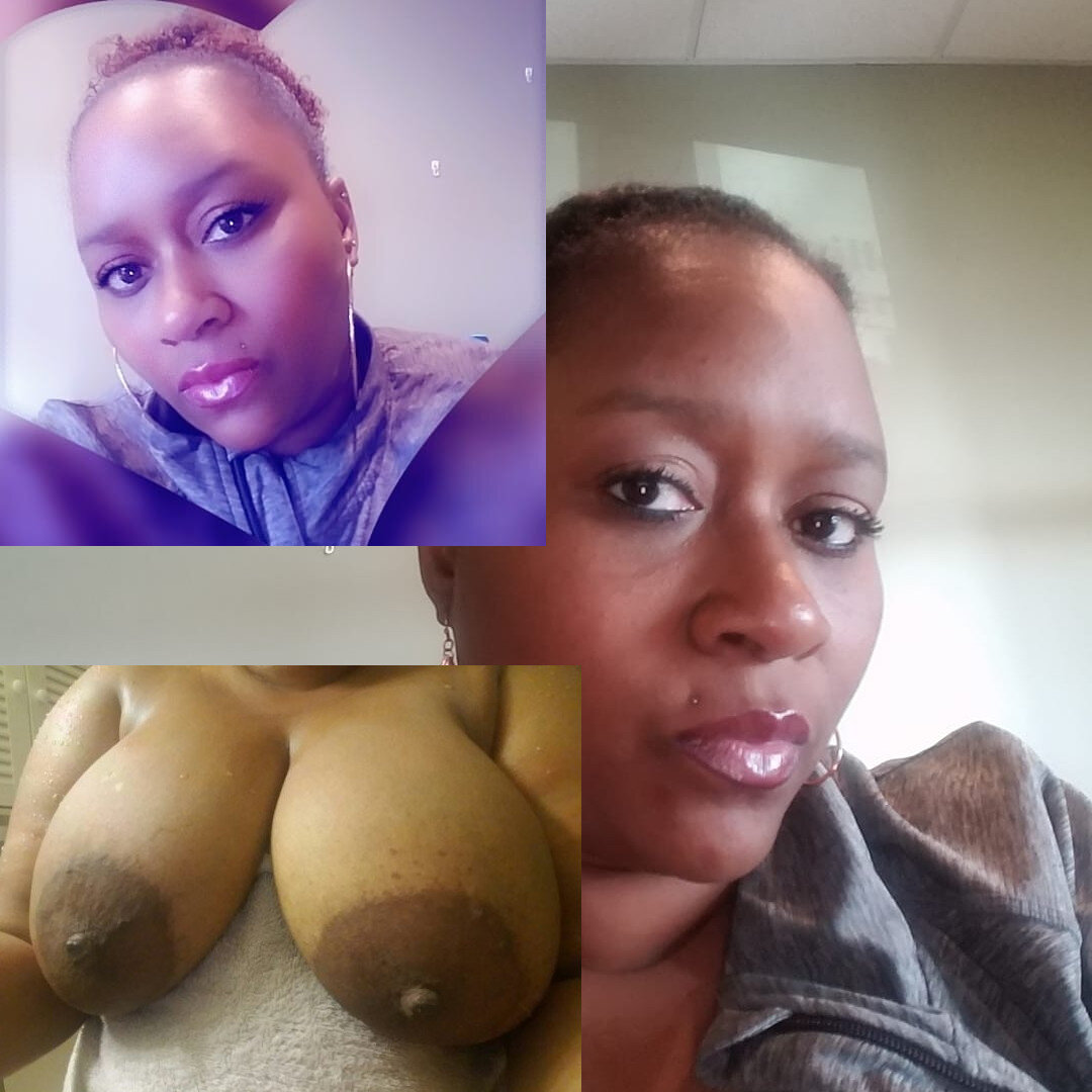 Ebony Milf Flash big natural juggs real nudity boobs flash