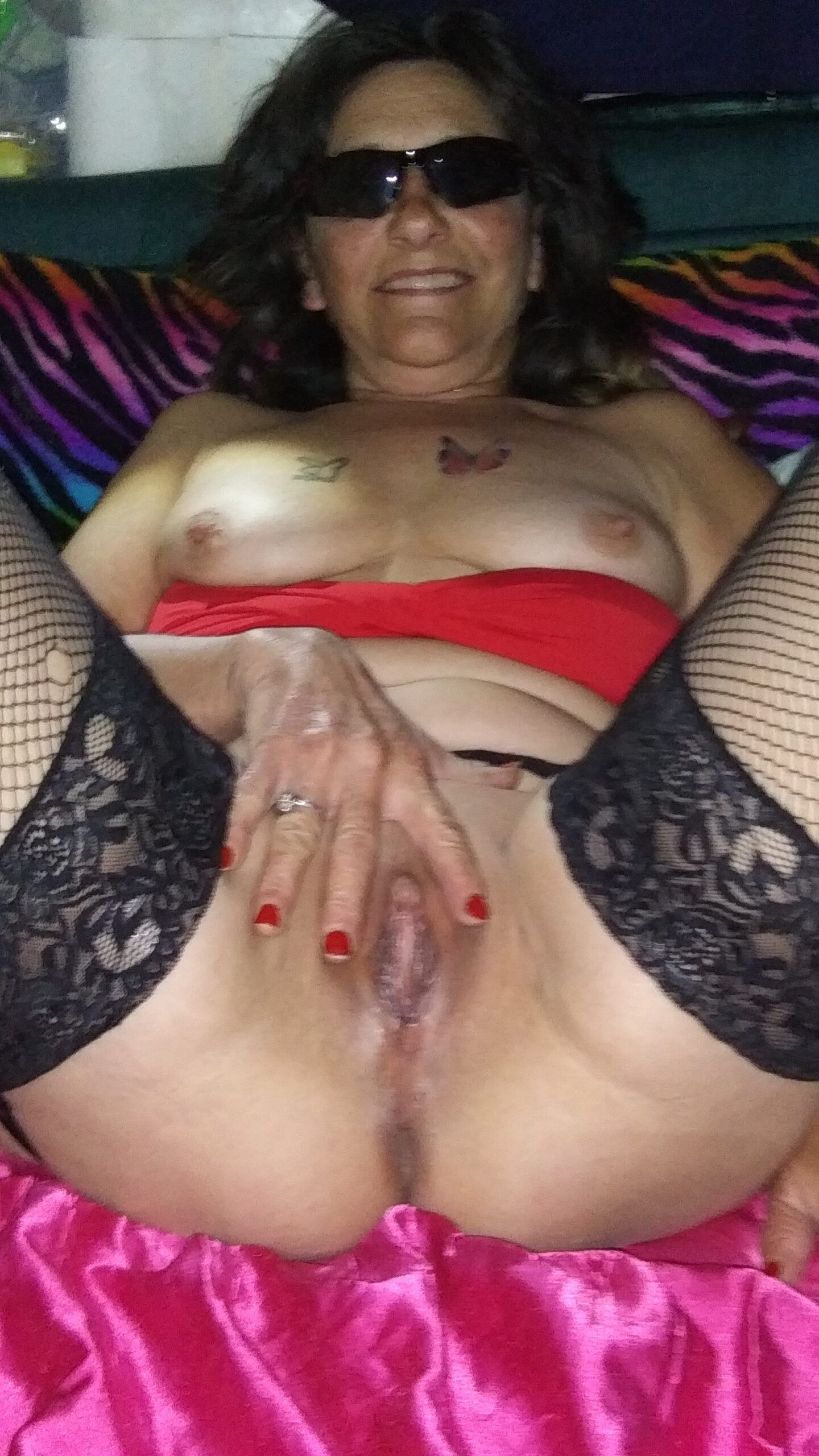 Mature tight pussy Pat tits 467 real nudity pussy flash no panties mature