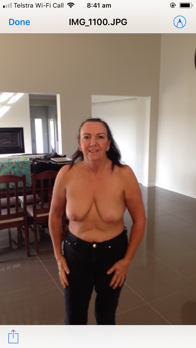 Hope the boys love my tits real nudity mature boobs flash