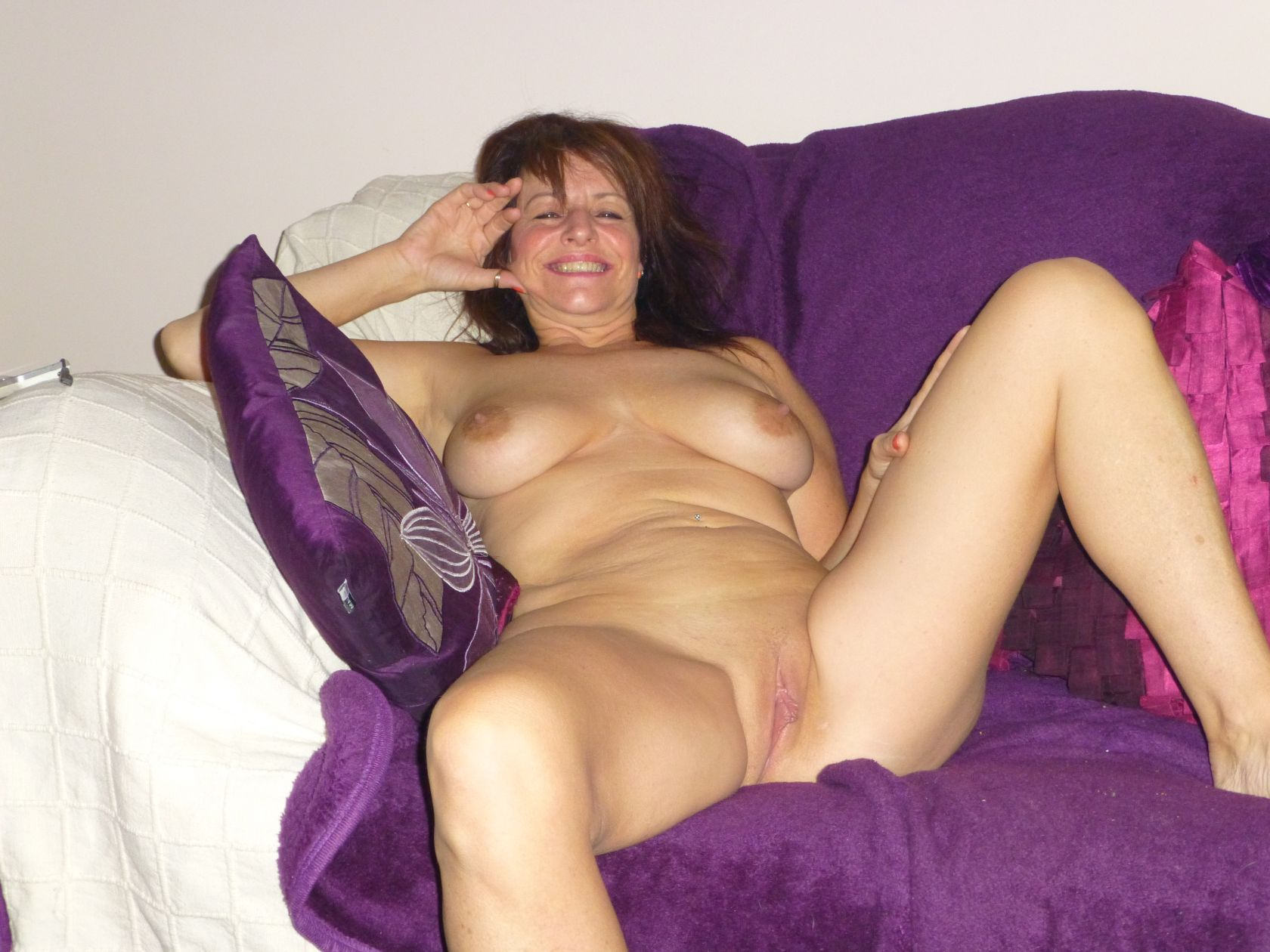 Ready for another cock. real nudity mature