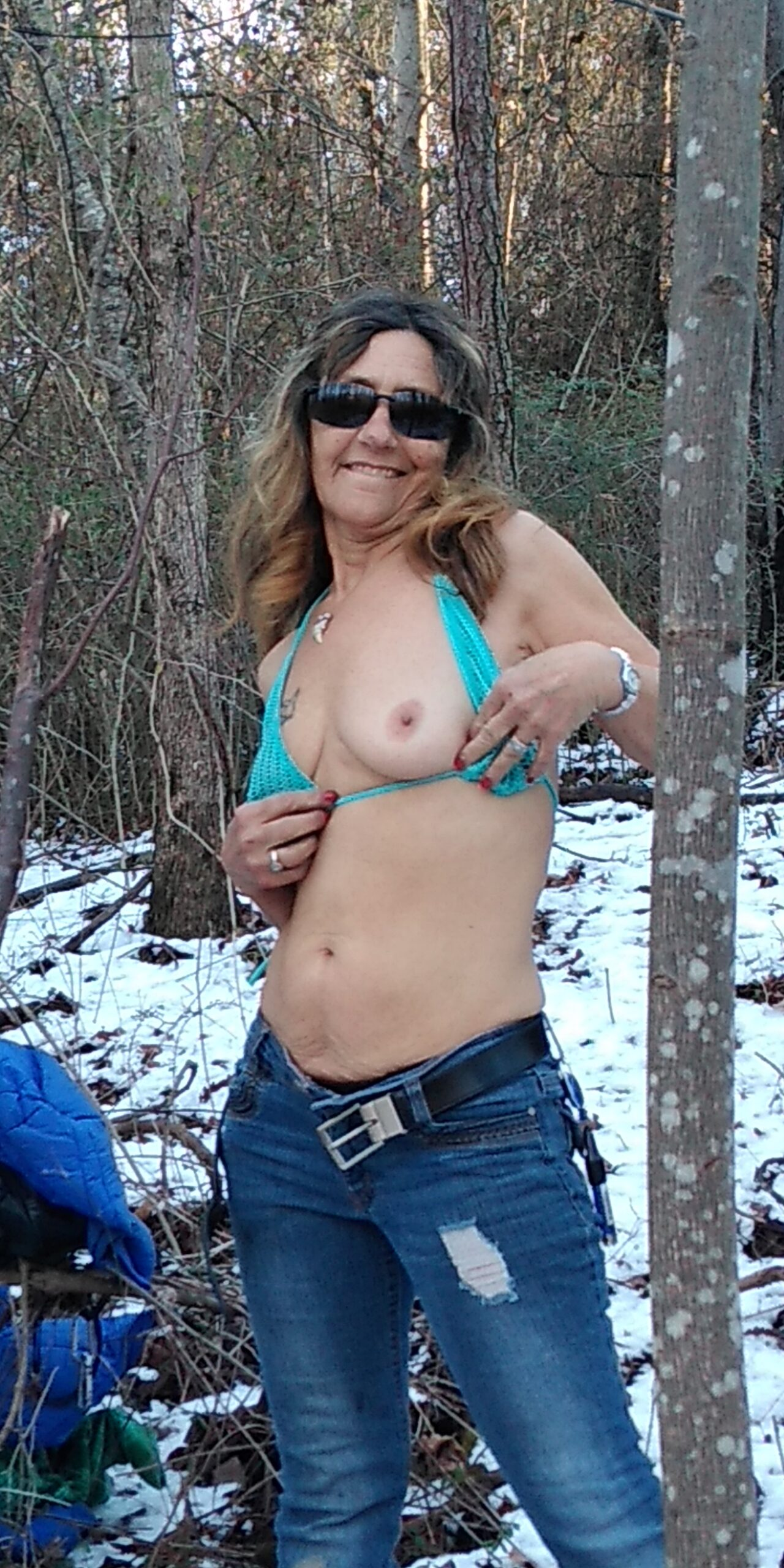Beautiful mature boob Ready for summer real nudity public flashing mature howife boobs flash